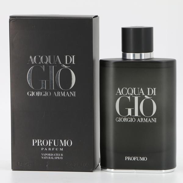 Giorgio Armani Acqua di Gio Profumo Parfum 4.2 oz/125 ml  Men's Cologne New