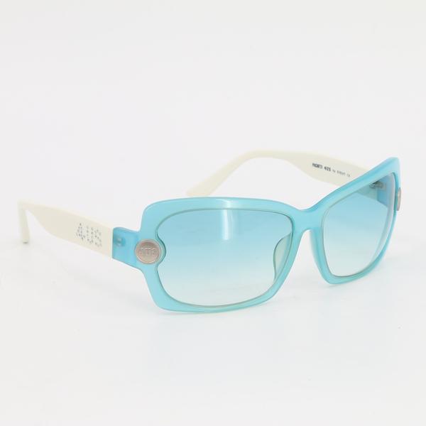 Cesare Paciotti 4US CUS 007 $130 Women's Rhinestone Logo Sunglasses - New