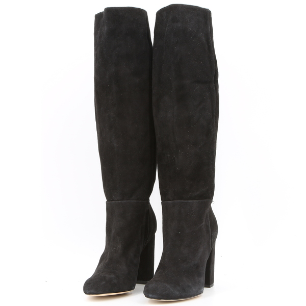 Sam Edelman $225 Caprice Women's Knee-High Suede Boots Size 8.5 - New