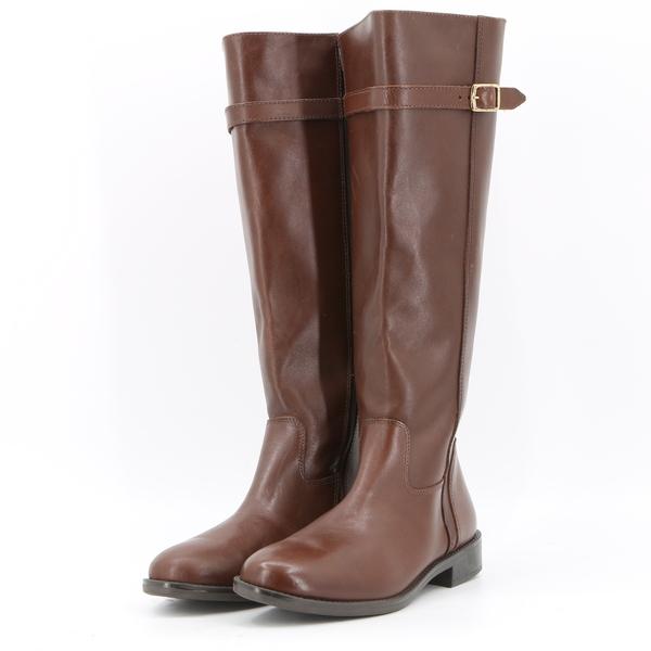 Italian Shoemakers $190 Antonia Leather Women's Boots - New