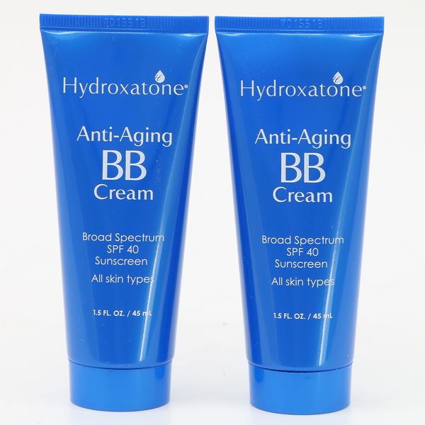 Hydroxatone Anti-Aging BB Cream SPF 40 Universal Shade Sealed