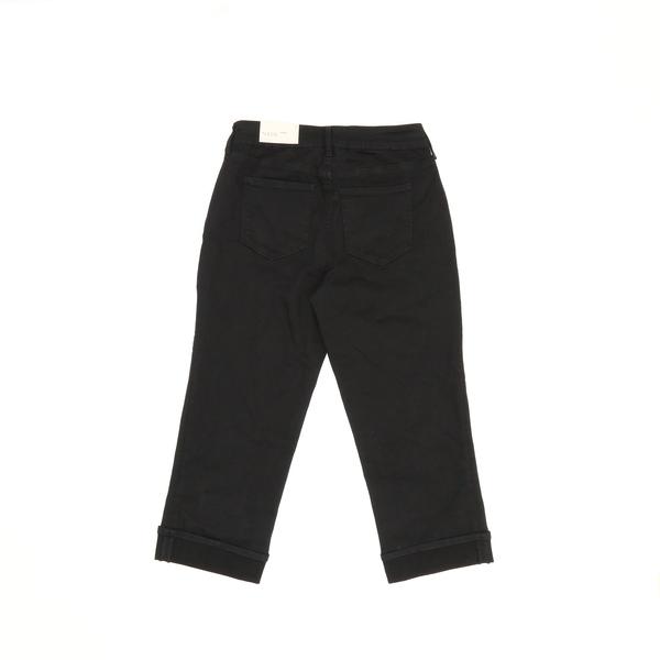 NYDJ Women's Marilyn Straight Crop Cuff Pants MCFO2108 NWT