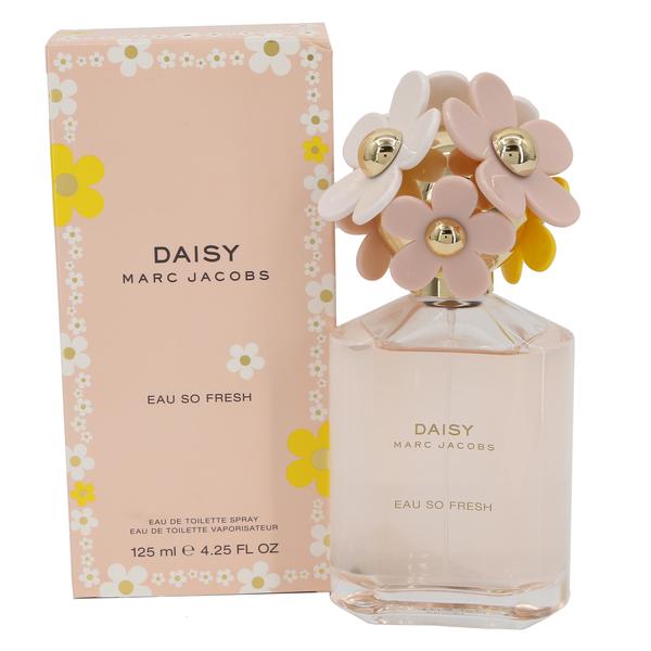 Daisy Eau So Fresh By Marc Jacobs for Women Eau De Toilette Spray 4.25 Oz Sealed