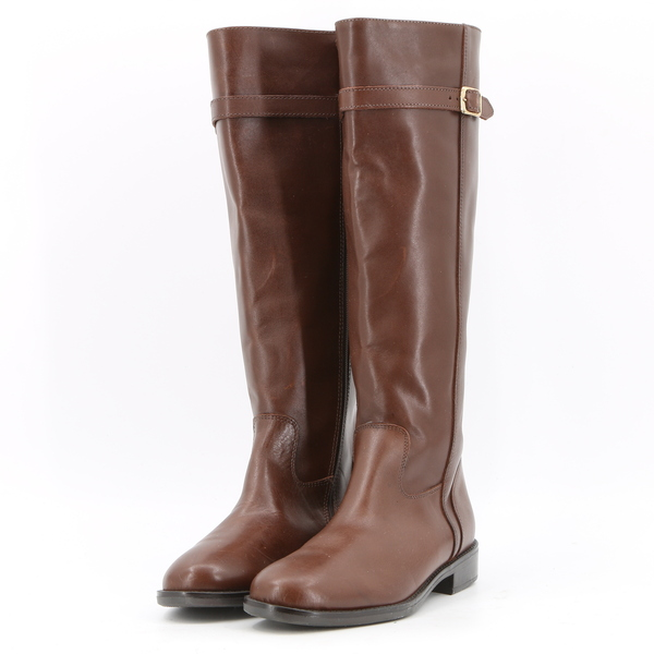 Italian Shoemakers $150 ANTONIA Tall Leather Boot Size 8.5 - New
