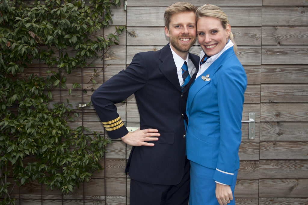 KLM Felix & Fiona