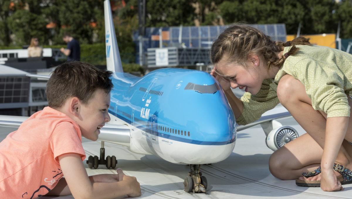 Madurodam Kids Boeing 747