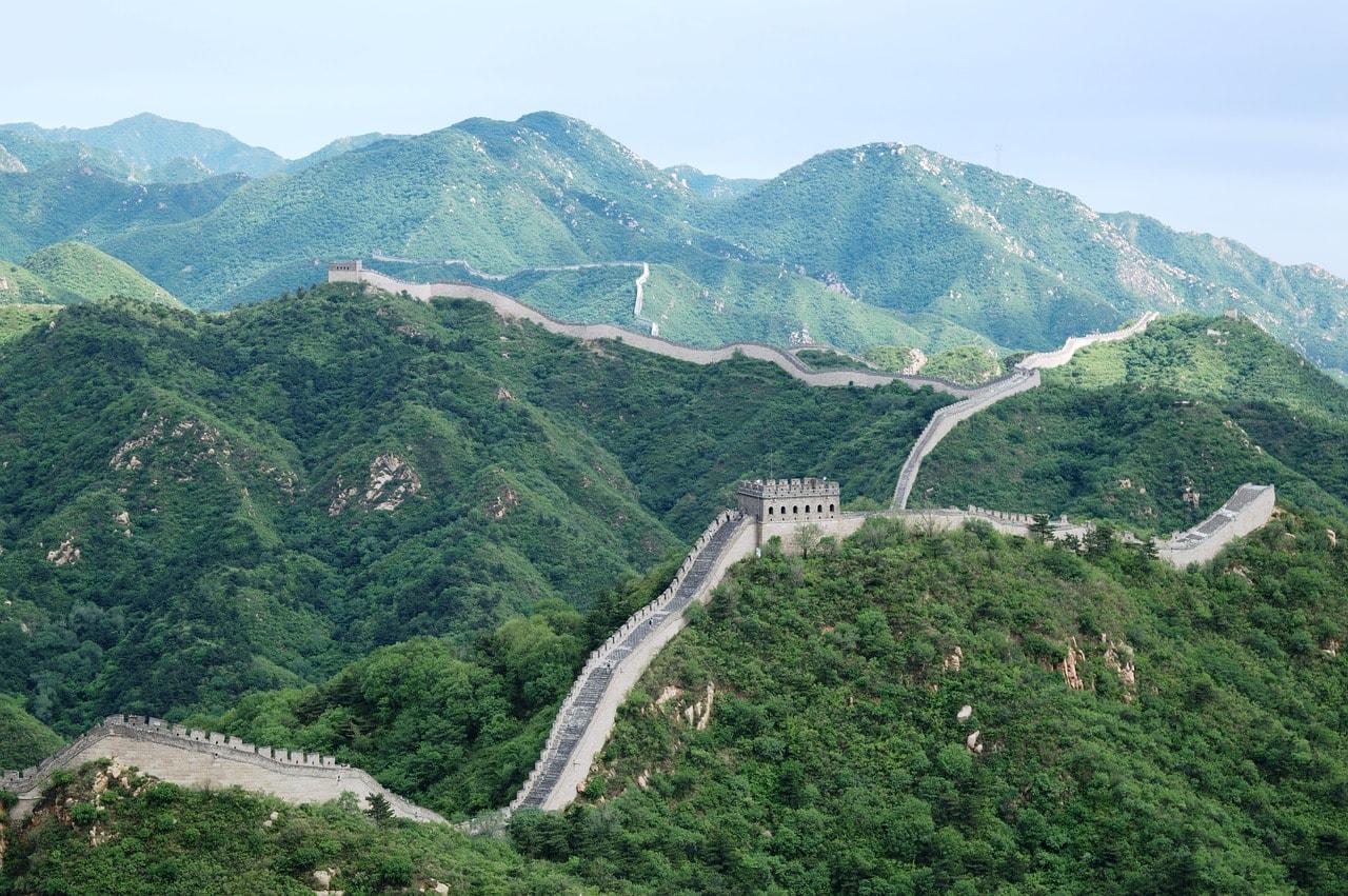 pekín muralla China