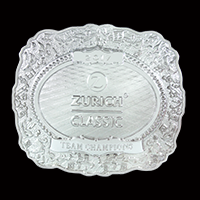 Zurich Classic Champion Prize Buckles