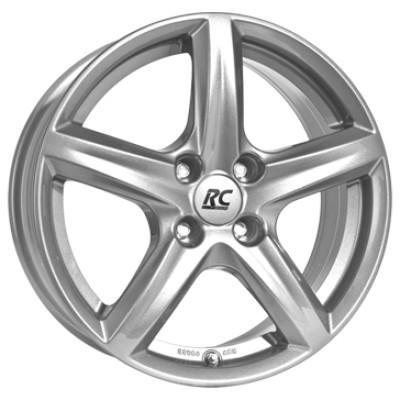 RC DESIGN RC24 15 Zilver inch velg