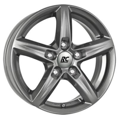 RC DESIGN RC24 15 Titanium inch velg