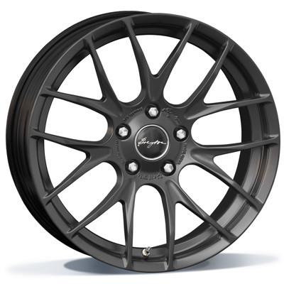 Breyton Race GTS-R 18 Matt Black inch velg