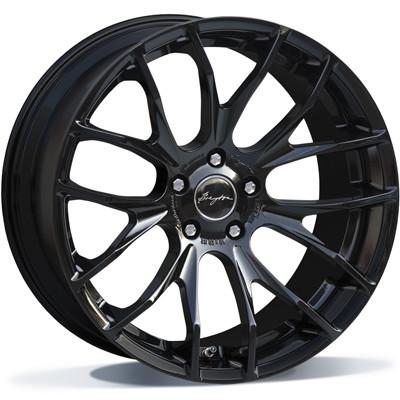 Breyton Race GTS 20 Glossy Black inch velg