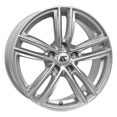 RC DESIGN RC27 15 Zilver inch velg