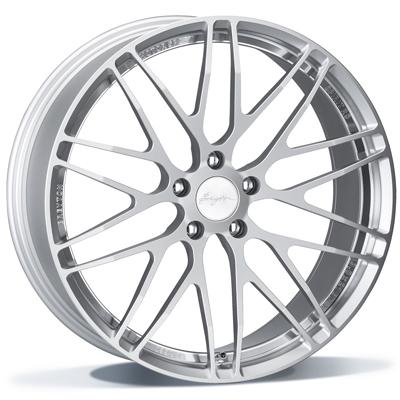 Breyton Spirit RS 19 Silver Anodized inch velg
