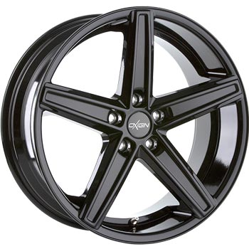 Oxigin 18 Concave 20 black inch velg