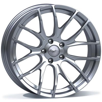 Breyton Race GTS2 20 Hyper Silver inch velg