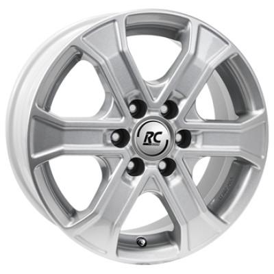 RC DESIGN RC31 16 Zilver inch velg