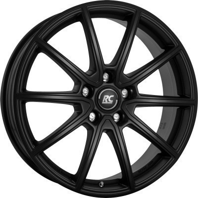 RC DESIGN RC32 16 Satin black inch velg