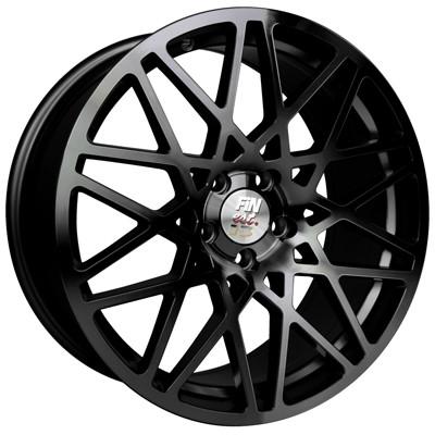 Tomason Finest FN1 19 Black painted inch velg