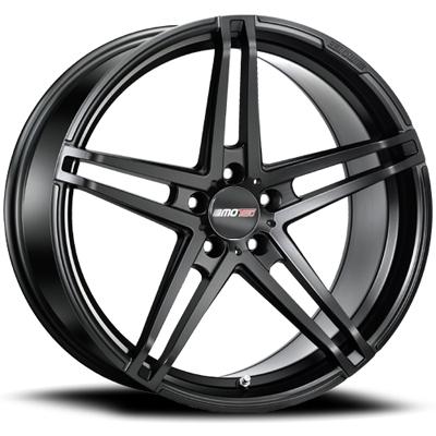 Motec Xtreme 18 zwart mat inch velg