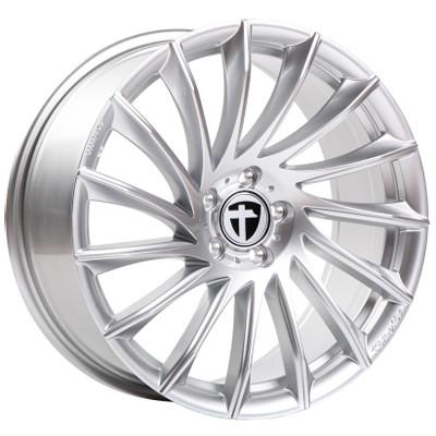 Tomason TN16 17 Bright Silver inch velg