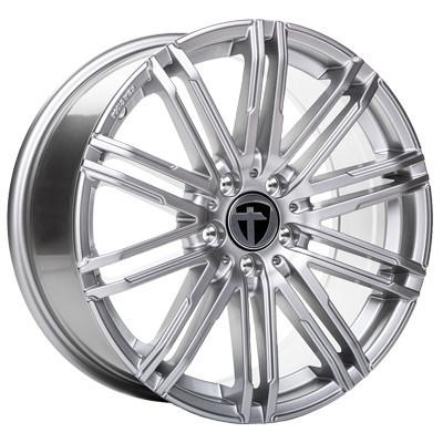 Tomason TN18 18 Bright Silver inch velg