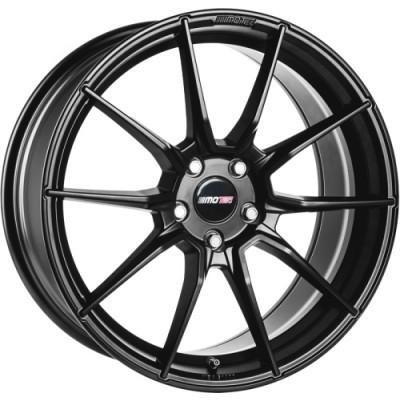 Motec Ultralight 20 zwart mat inch velg