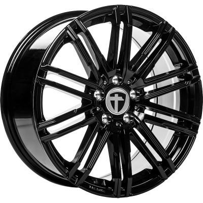 Tomason TN18 19 Black painted inch velg