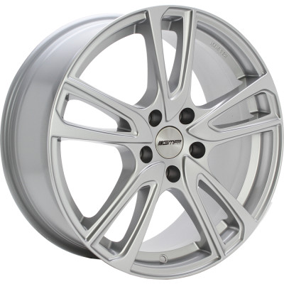 GMP ASTRAL 16 Zilver inch velg