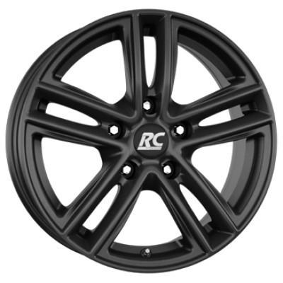 RC DESIGN RC27 17 Zwart mat  inch velg