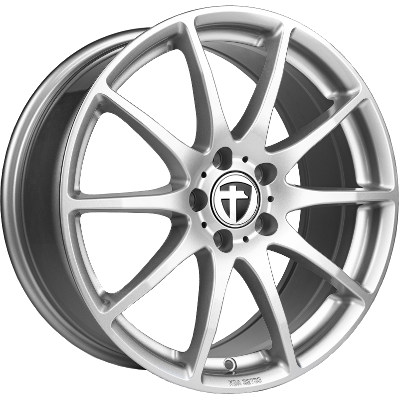 Tomason TN1 16 Bright silver inch velg