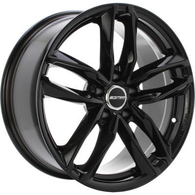 GMP ATOM 17 Zwart inch velg