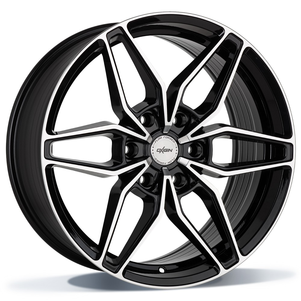 Oxigin 24 Oxroad 20 black full polish inch velg