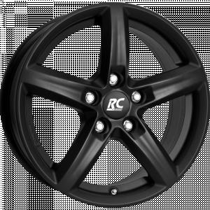 RC DESIGN RC24 16 Mat zwart inch velg