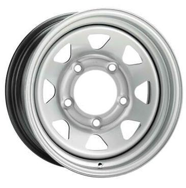 Dotz ORXNS 15 Silver inch velg
