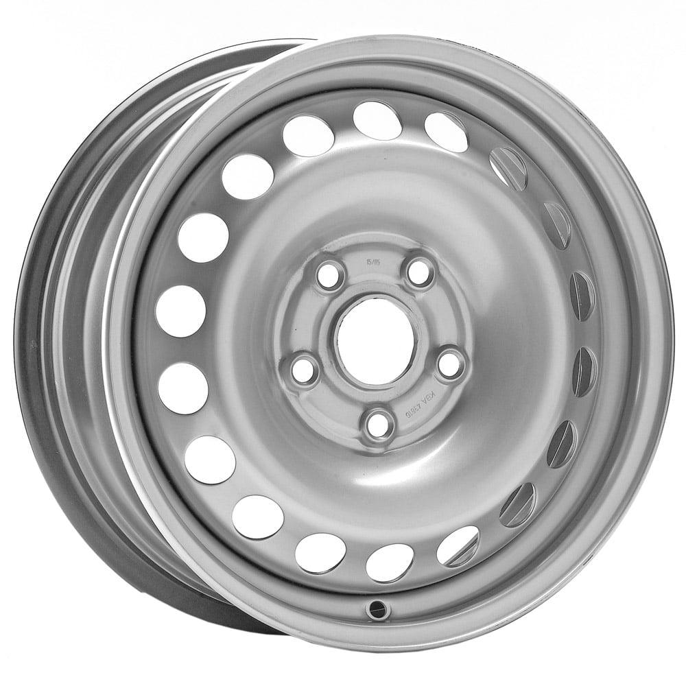 ALCAR STAHLRAD 2840 13 Silver inch velg