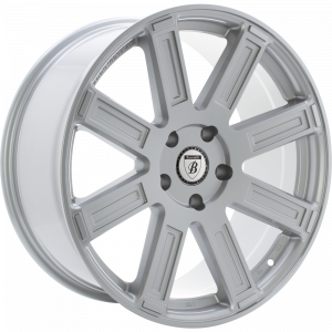 BAROTELLI ST-5 20 Zilver inch velg
