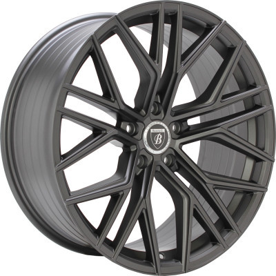 BAROTELLI ST-9 R FLOW FORGED 20 Mat antraciet inch velg