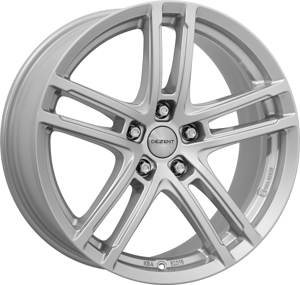 DEZENT TZ-c 16 Silver inch velg
