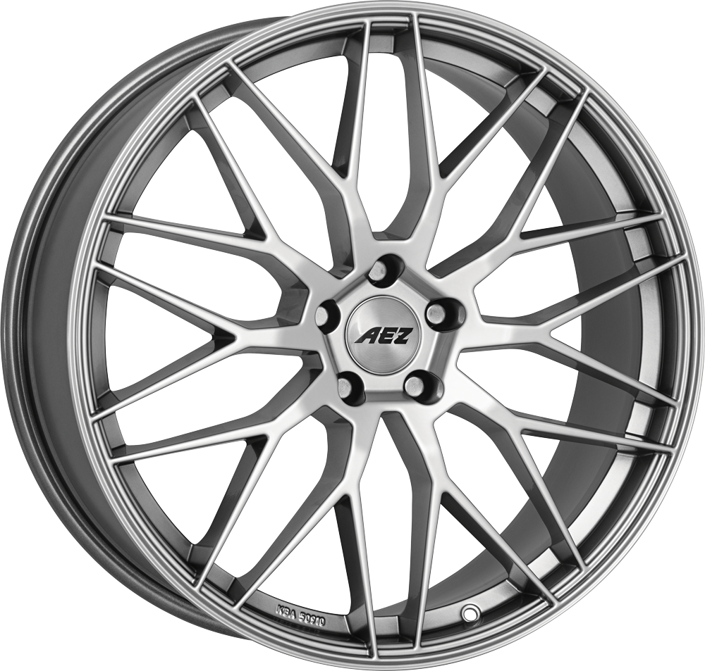 AEZ Crest 20 High gloss inch velg