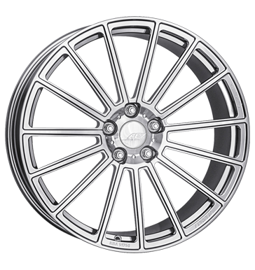 AEZ Steam.forged 21 Polished inch velg