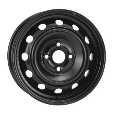 ALCAR STAHLRAD 5965 Zwart 14 inch velg