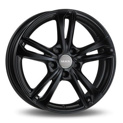 MAK X-MODE 20 Zwart inch velg