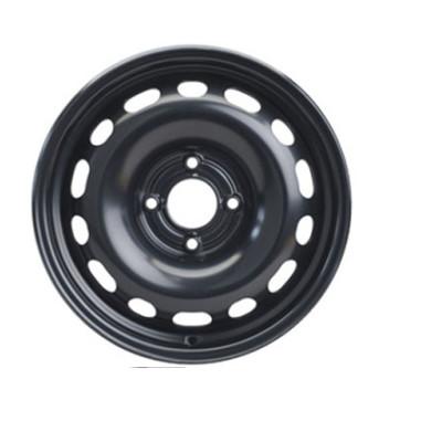 ALCAR STAHLRAD 7385 Zwart 15 inch velg