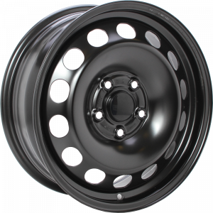 ALCAR STAHLRAD 7755 15 Zwart inch velg
