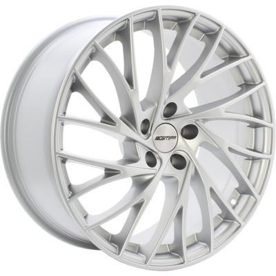 GMP ENIGMA 21 Super zilver inch velg