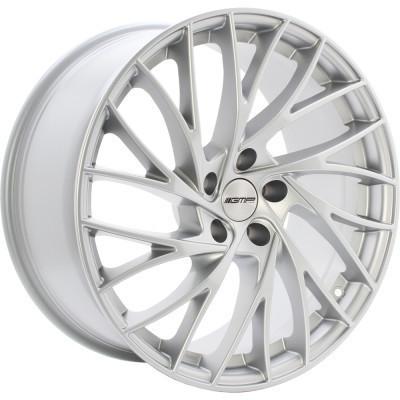 GMP ENIGMA CONCAVE 21 Super zilver inch velg