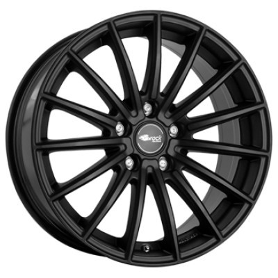 BROCK B36 18 Satin black inch velg