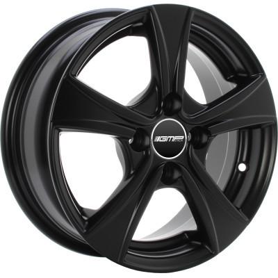 GMP ARGON 17 Zwart inch velg