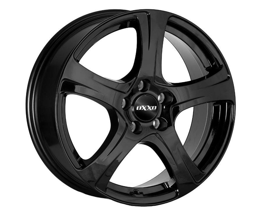 OXXO NARVI 15 Zwart inch velg